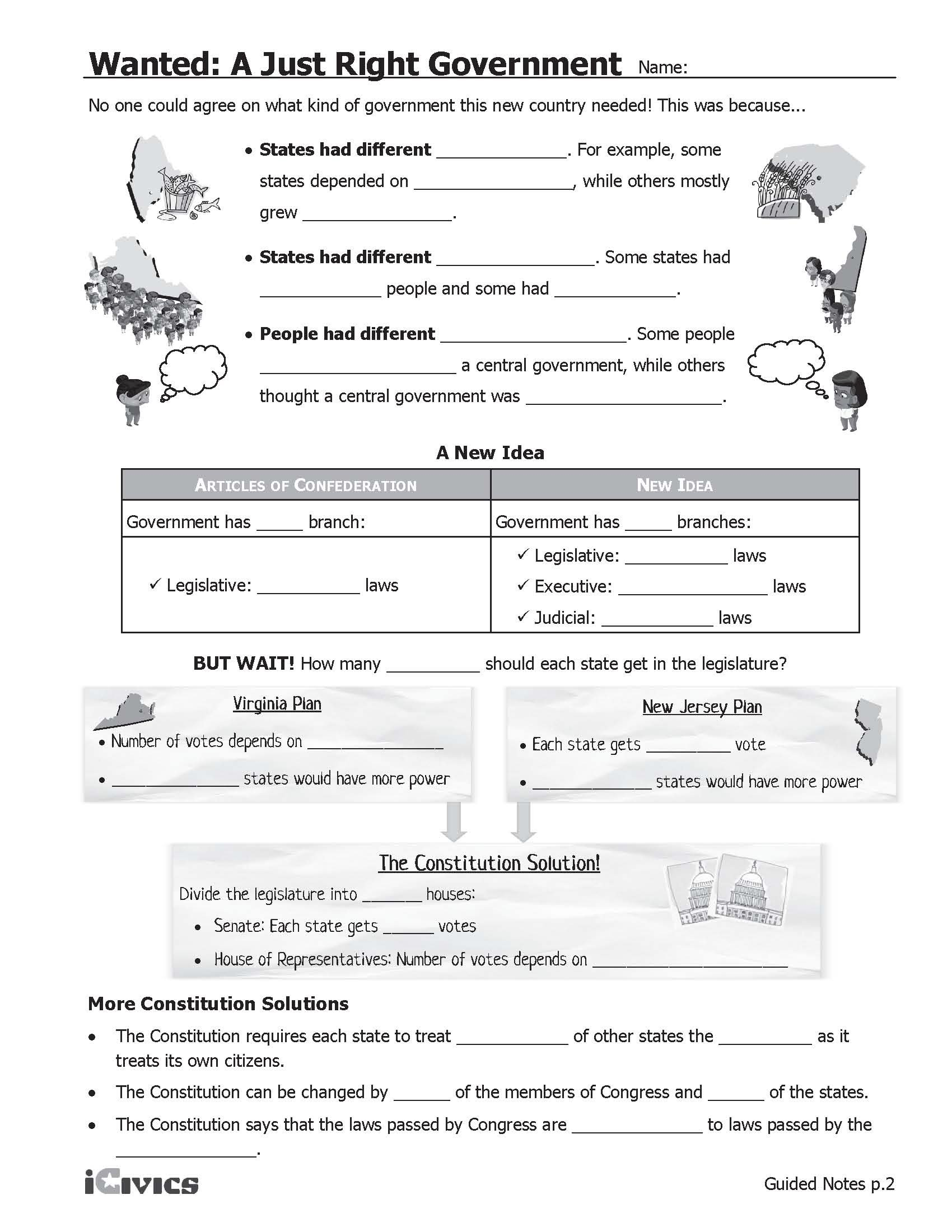 small resolution of Class Notes - 8th Grade Social Studies
