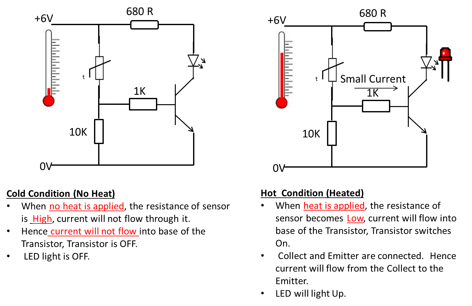 thermistor wiring diagram 12 pin flat trailer plug how works in a circuit electronics