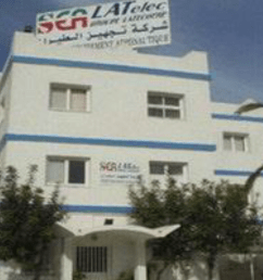 sea latelec is a tunisian subsidiary of the latecoere group it is the world no 2 aeronautical cabling and specializes in the production of cable harnesses  [ 988 x 986 Pixel ]