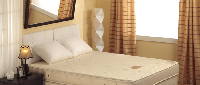 Sleep Comfort memory foam