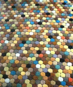 Wool Dotty 46 Multi