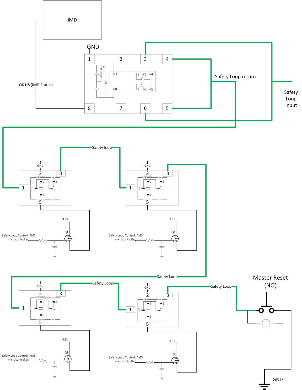 medium resolution of glv relay circuit