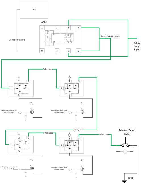small resolution of glv relay circuit