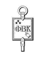 Phi Beta Kappa ΦΒΚ