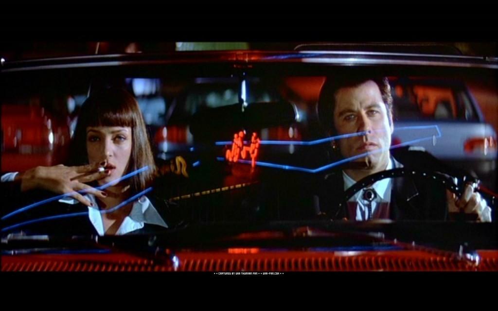 Pulp Fiction Wallpaper Hd Lights Camera Action Blog 187 Pulp Fiction Step Outline Part 3
