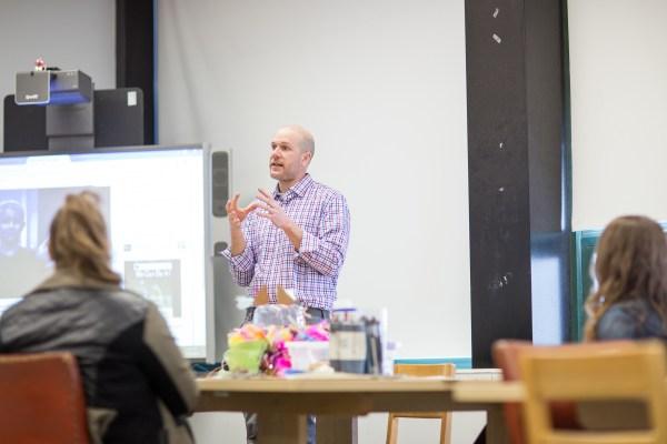 Professor Unites Science Art Educators In Steam Workshops
