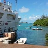 R/V Atlantic Explorer in Bermuda