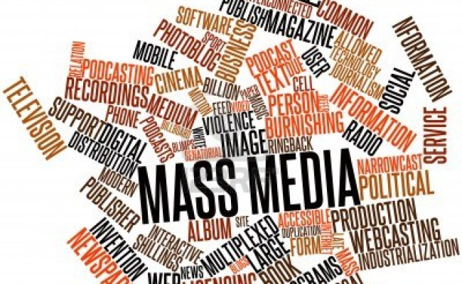 Media S Effect On Society Alex Sheinman S Website