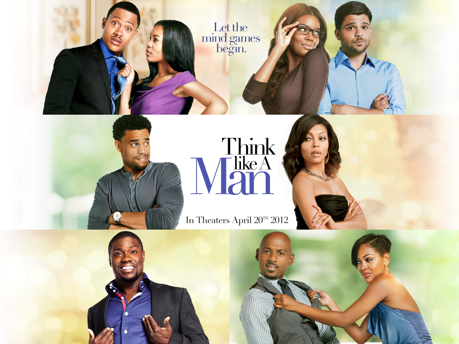 Image result for think like a man