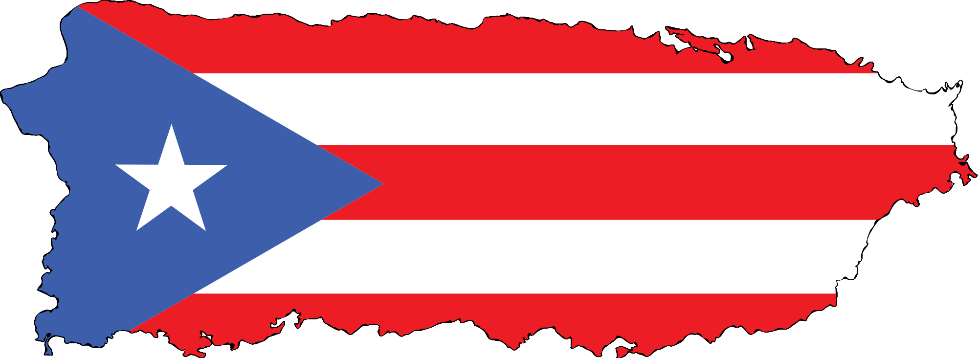 puerto rican flag passion