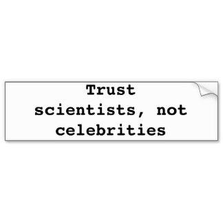 1RCL10 Scientists not Celebrities