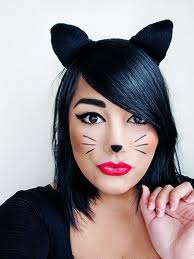 Cat Whiskers Face Paint : whiskers, paint, Paint, Yourself, CatWalls