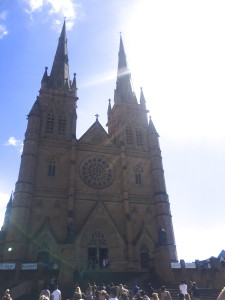 St. Mary's Cathedral of Sydney