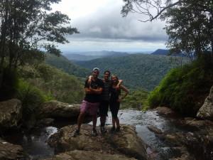 Top ridge lookout