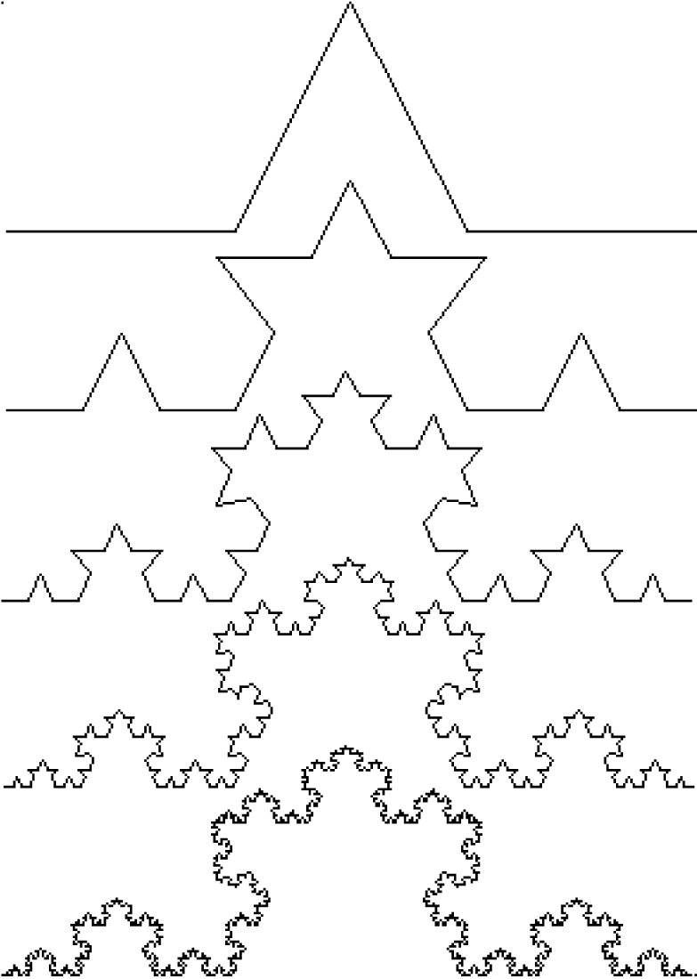 Fractal Geometry: Mathematics of the Future (Part I