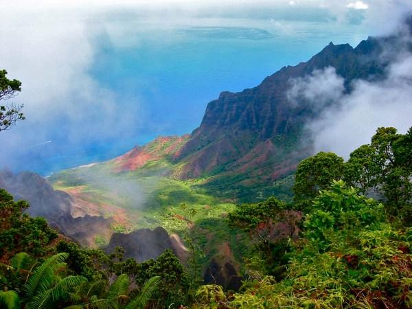 Kauai Hawaii Na Pali Coast State Park