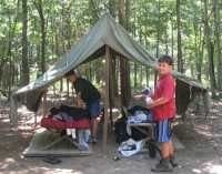 Baker Boy Scout Tent Related Keywords