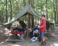 Baker Boy Scout Tent Related Keywords - Baker Boy Scout ...