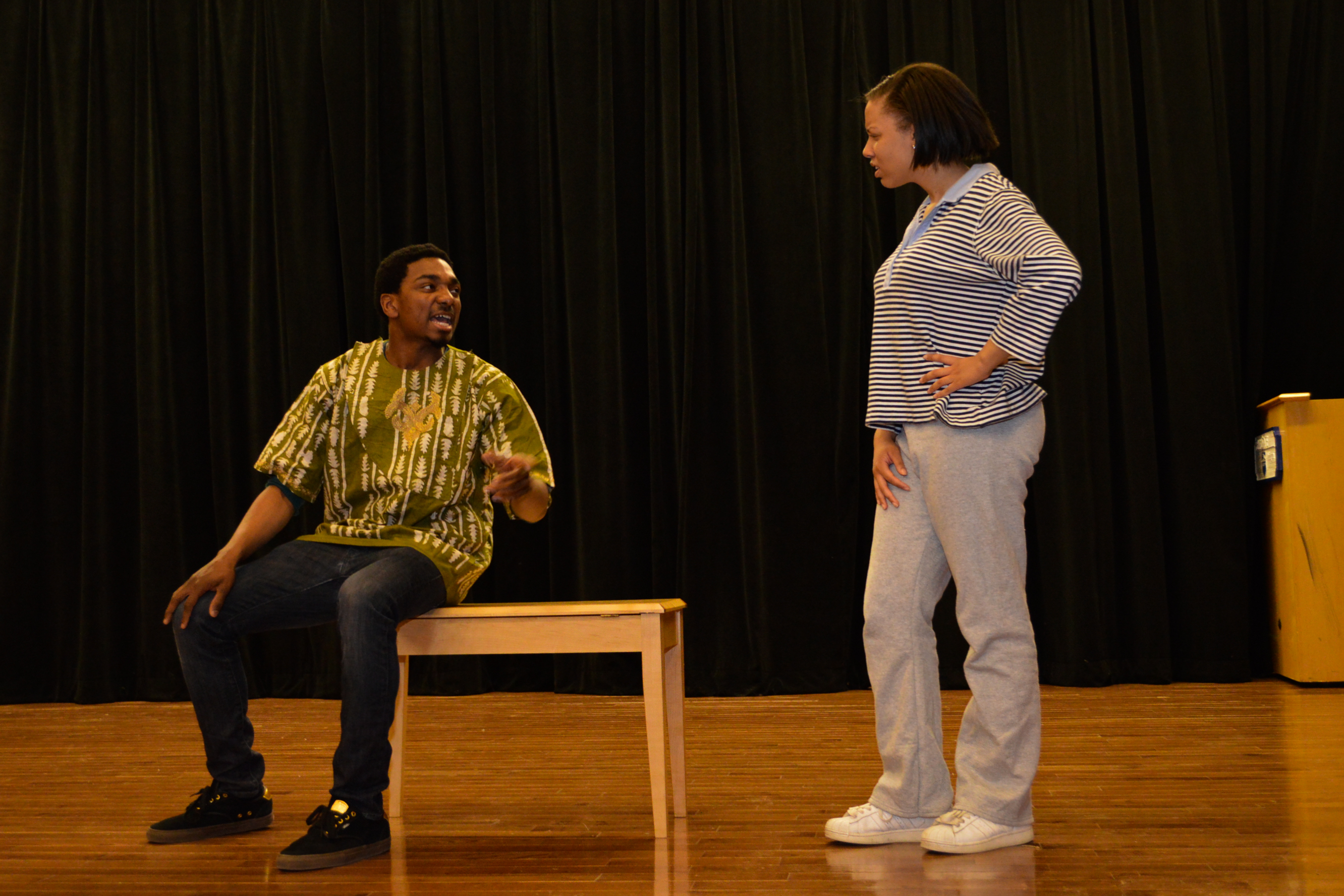 Abington Theater Explores African American Themes
