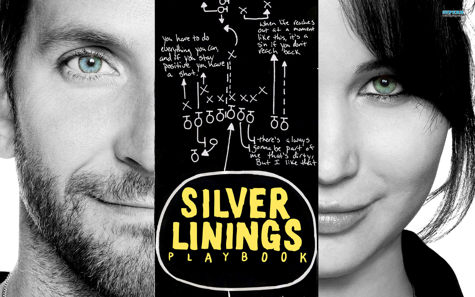 Risultati immagini per silver linings playbook