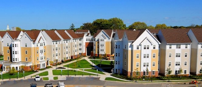 Residence Halls University Scheduling Rowan