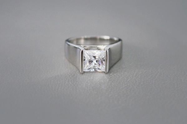 Princess Cut Engagement Rings Princess Cut Engagement