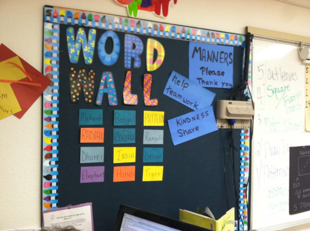 Bulletin Boards  Leslie LaChance Education Portfolio