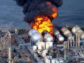 Fukushima Daiichi Nuclear Plant - Energía atómica o nuclear