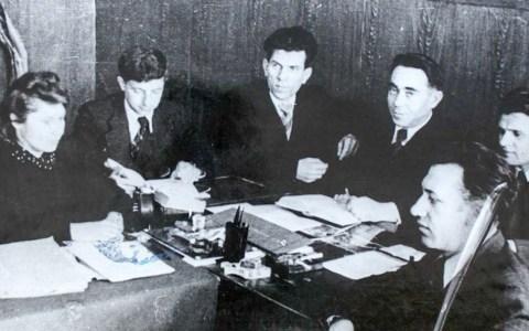 Директор ЧММИ 1948-1951 гг. Митрофан Маркианович Балык