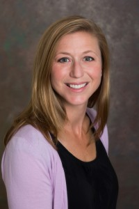 Publicity Photo of new faculty member, Jean Stephens