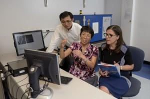 Wang, Lu & Safran - Grant Research