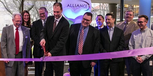 Alliance Catholic Credit Union opens branch on McNichols Campus