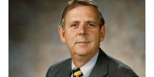 Class of 2021 Alumni Spirit Awards: Clifford Cook '69, '70 — Oil industry executive