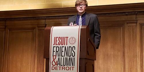 Jesuit Volunteer Corps speakers discuss life-changing work