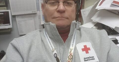Get to Know: Jeffry Bauer '80, from volunteer to COO of the Michigan Red Cross