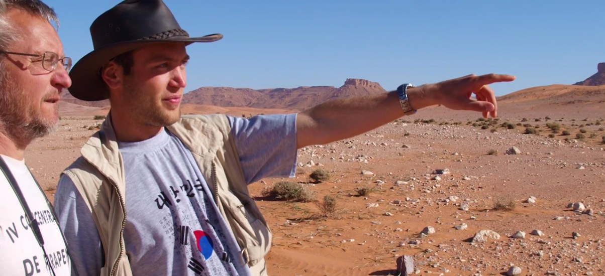 Students to accompany professor on fossil-hunting expedition into the Sahara