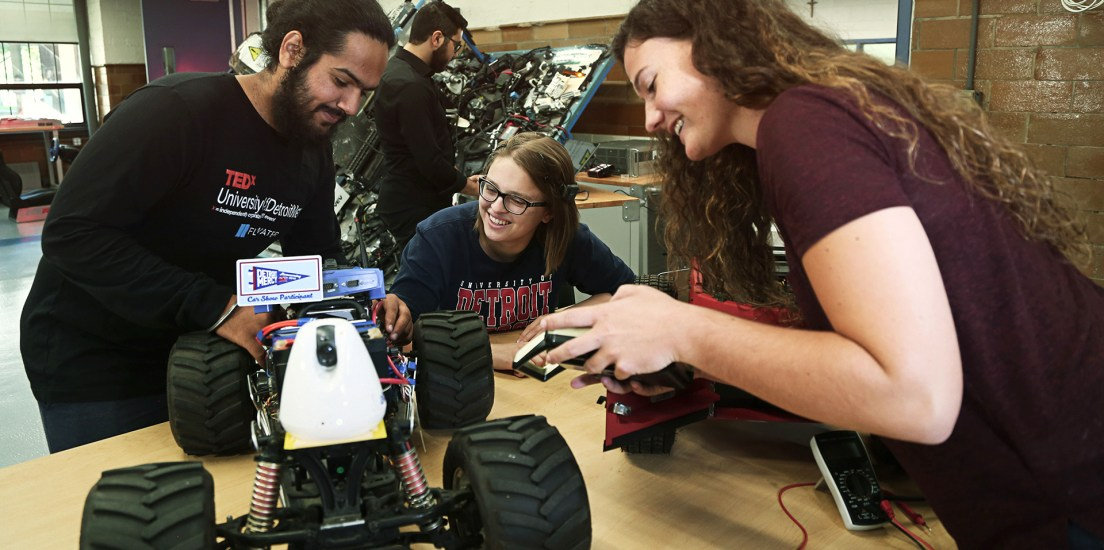 NSF grant to support women in STEM