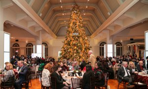 On Dec. 14, Detroit Mercy celebrated the institution's record-breaking $100-million campaign and began a new phase of growth for the next decade with a strong momentum.