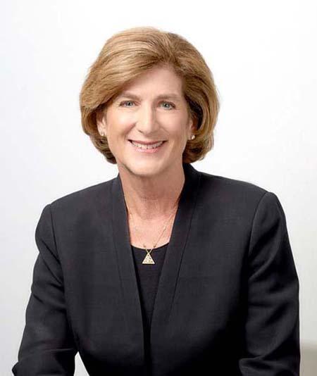 Denise Morrison, former president of Campbell Soup Co.