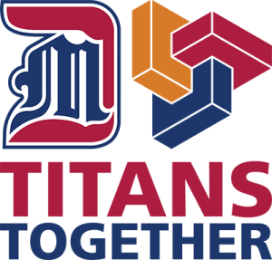 titans Together stacked logo