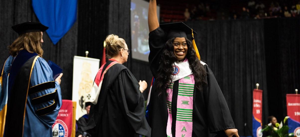 Detroit Mercy to honor graduates at virtual commencement exercises, Nov. 15