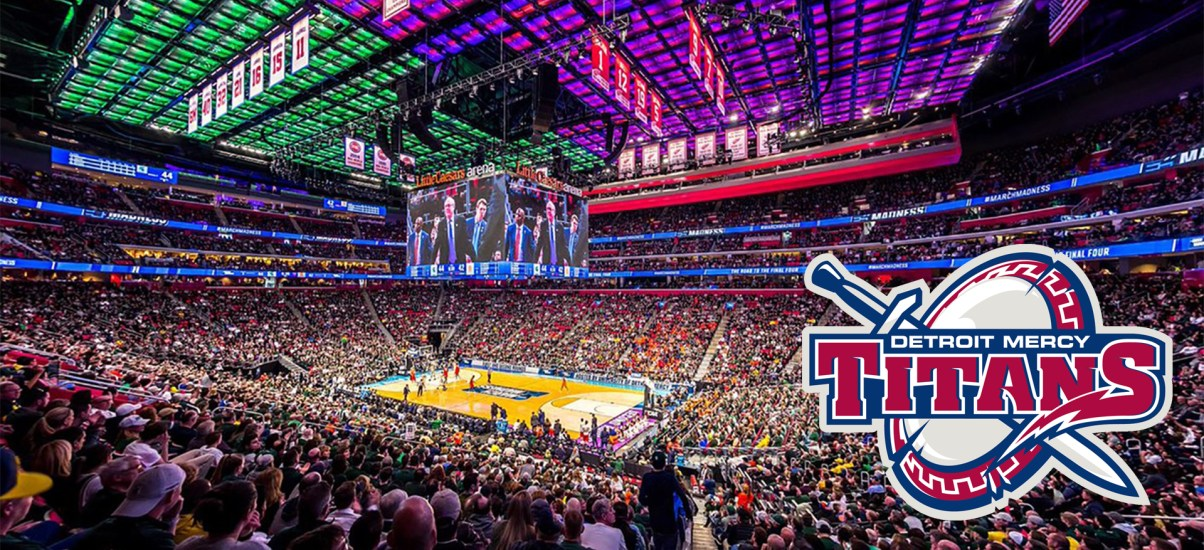 Destination Detroit: Titans prove to be outstanding NCAA host