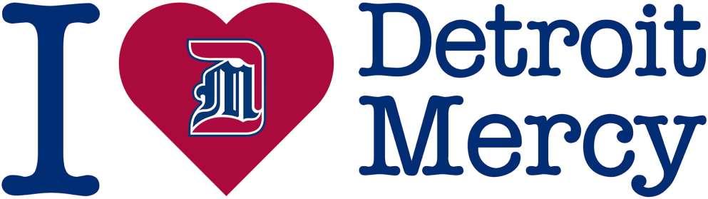I heart Detroit Mercy