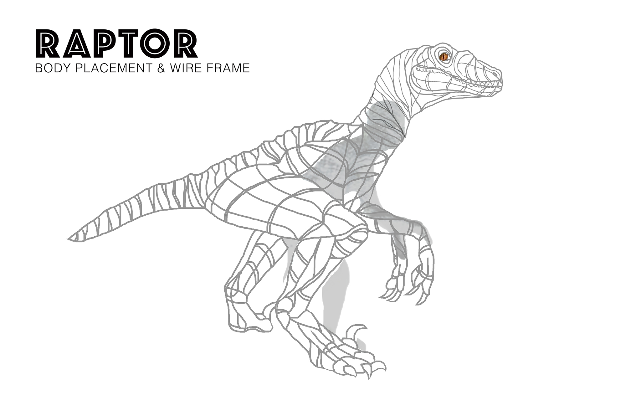 Cait S Latest Raptor Designs Texas Applied Arts