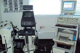 Biodex Isokinetic Dynamometer