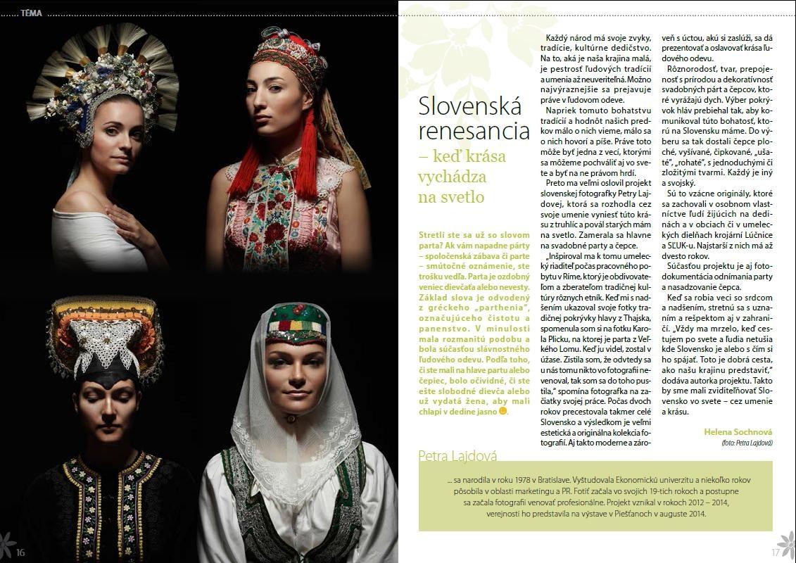 Či už z presvedčenia, chorobnej lásky alebo z donútenia, musia sa podriadiť. Tearsheets Slovak Renaissance Slovak Traditional Art And Esthetics By Petra Lajdova