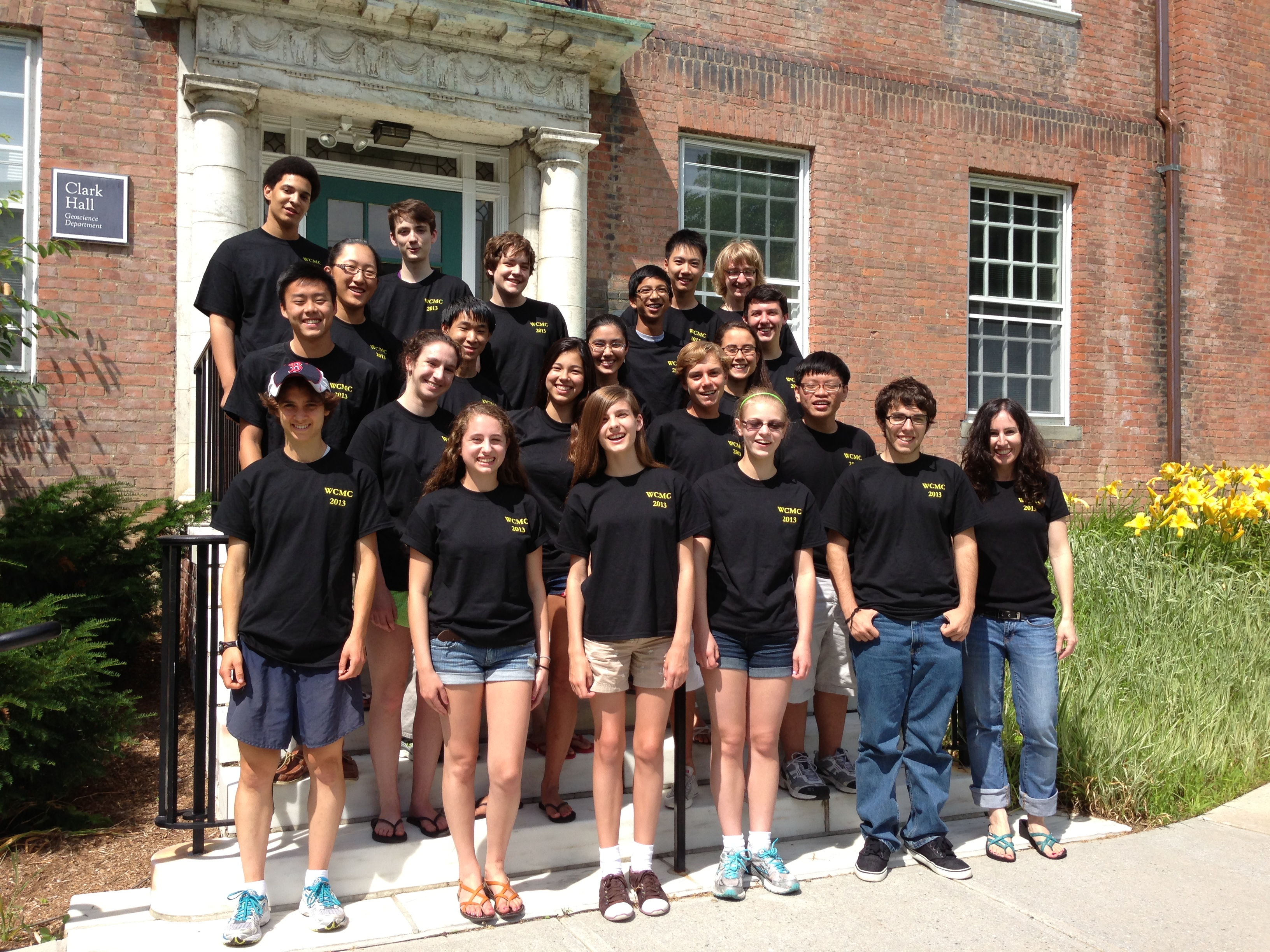Williams College Math Camp  WCMC
