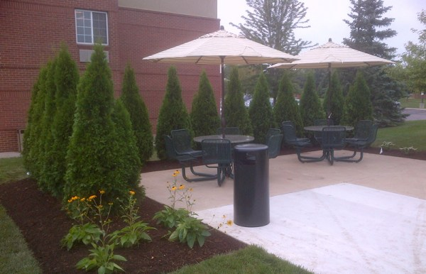 commercial landscaping sitescape