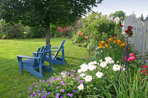 spring landscape services in rochester