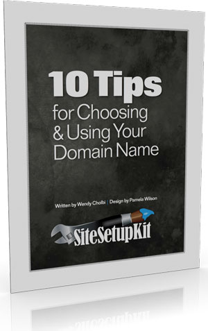 Download 10 Tips for Choosing & Using Your Domain Name